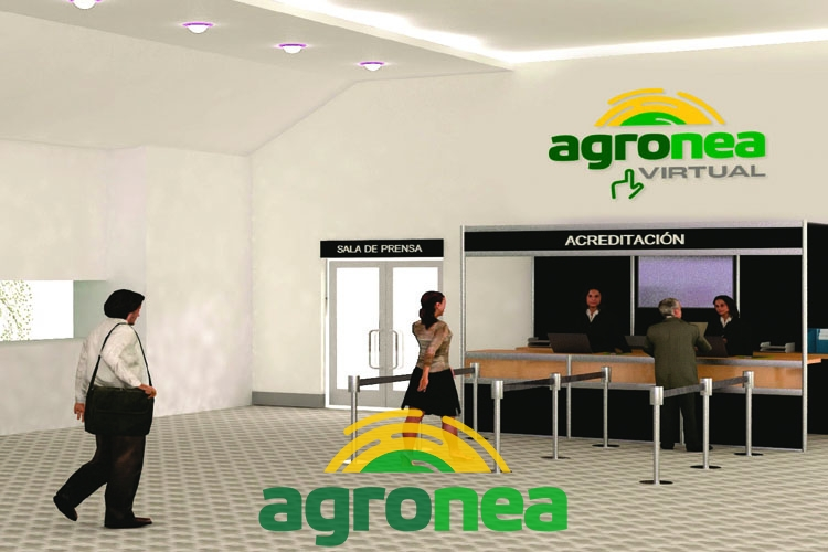 Hall Agronea Virtual
